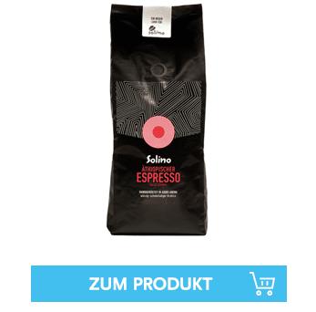 Solino Espresso Verpackung