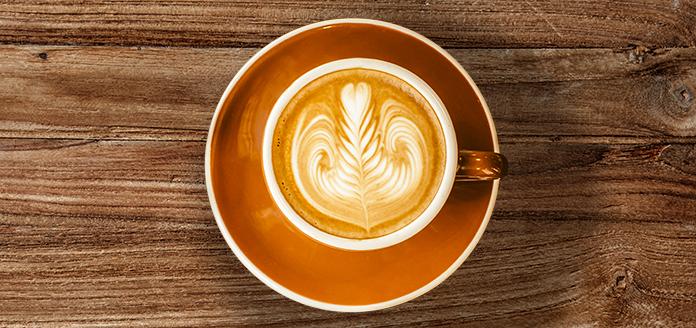 latte art klassiker für barista - das blatt