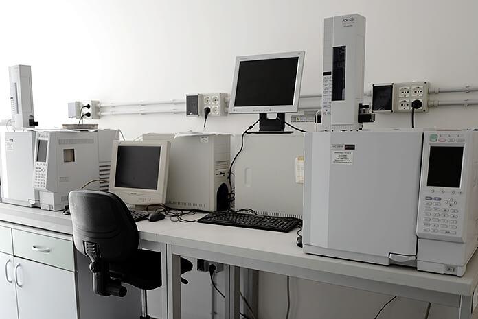 Das Labor des Rösters
