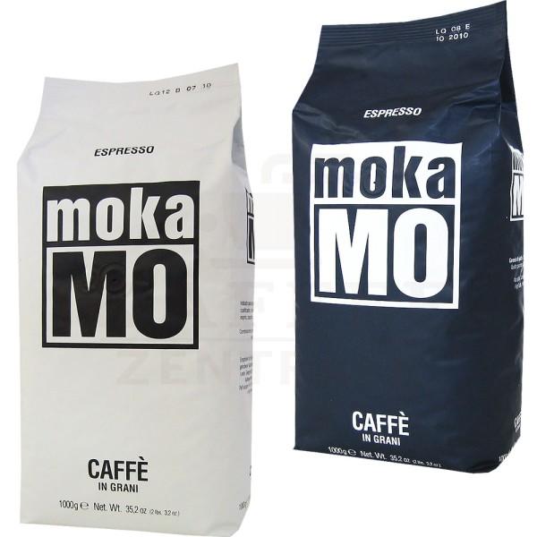 MokaMO Starterpaket, Bohne 2 x 1 kg
