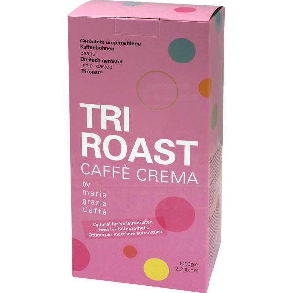 Tri Roast Caffè Crema, Bohne 1kg