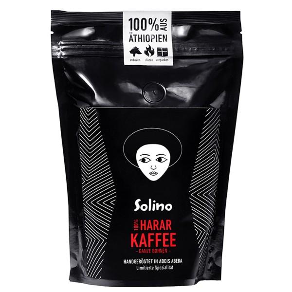 Solino Harar Kaffee Espresso, 200 g Bohne