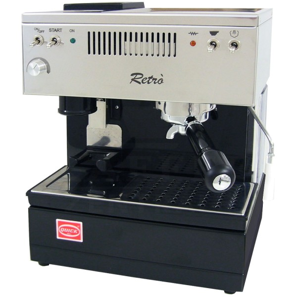 Quick Mill 0835 Retro Espressomaschine