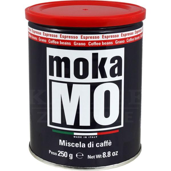 MokaMO Forte, Bohne