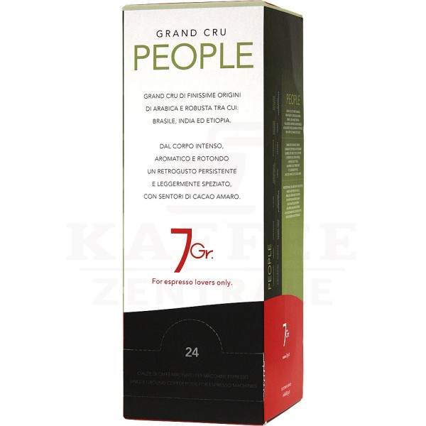 7gr. PEOPLE Grand Cru, Pads