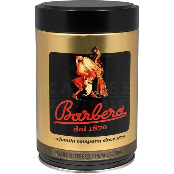 Barbera Classica, gemahlen 250g