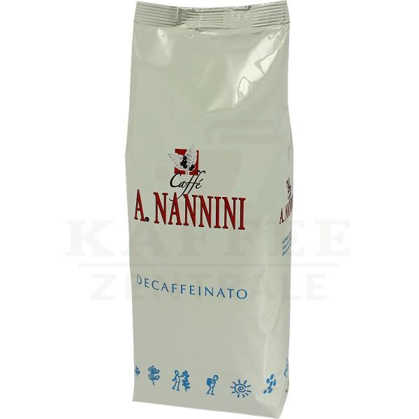 Nannini Decaffeinato, Bohne 500 g