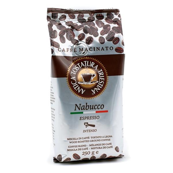 ATT Caffè Nabucco ESPRESSO, gemahlen 250 g