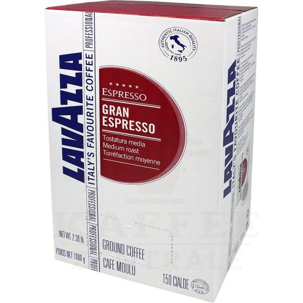 Lavazza Gran Espresso, Pads
