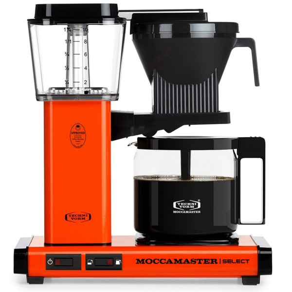 Moccamaster KBG Select, Orange