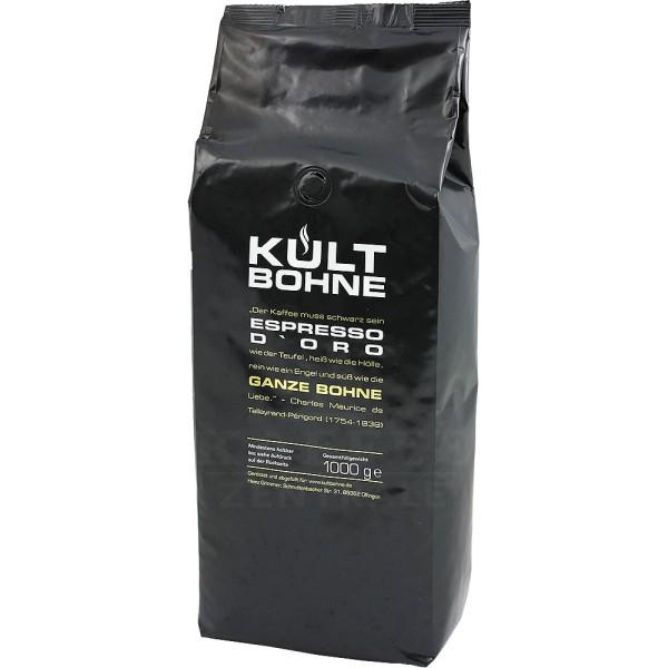 Kultbohne Espresso d'Oro, Bohne 1 kg