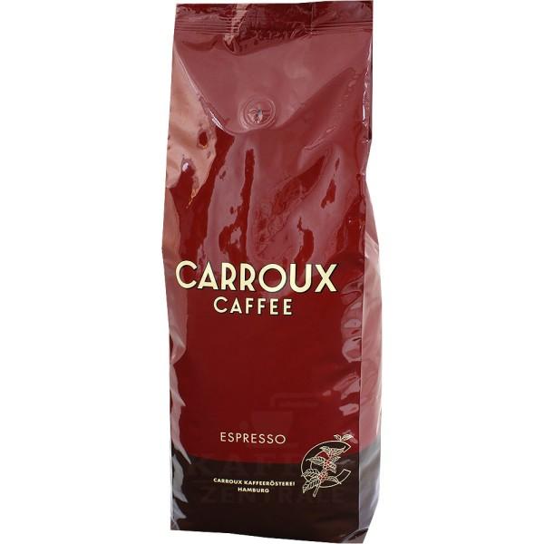 Carroux Espresso, Bohne 1 kg
