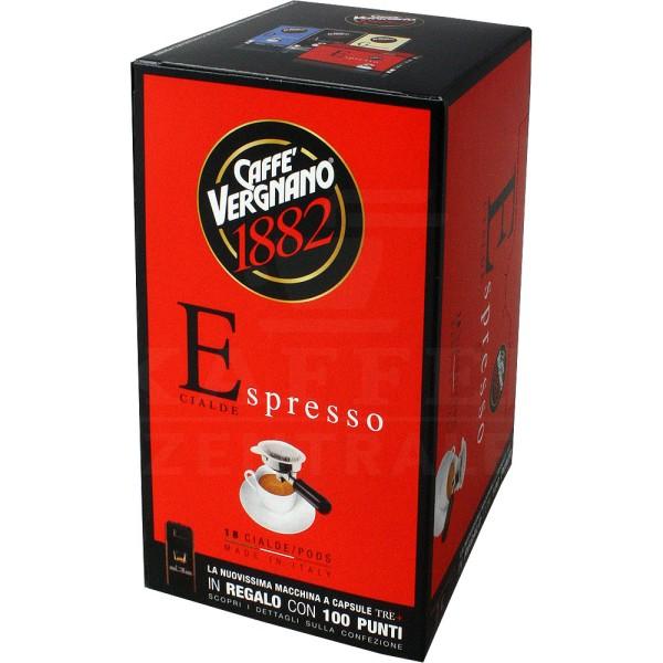 Vergnano 1882 Espresso, Pads