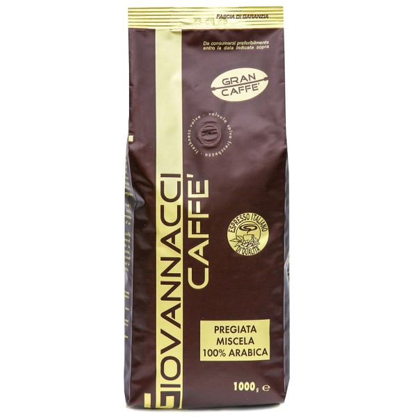 Giovannacci Gran Caffè, Bohne