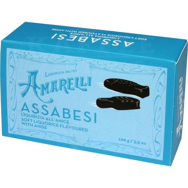 Amarelli weiches Lakritz Anis, 100 g