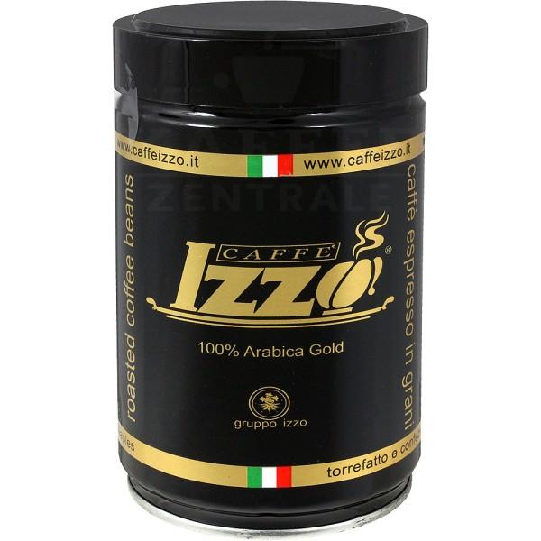 Izzo Gold, Bohne