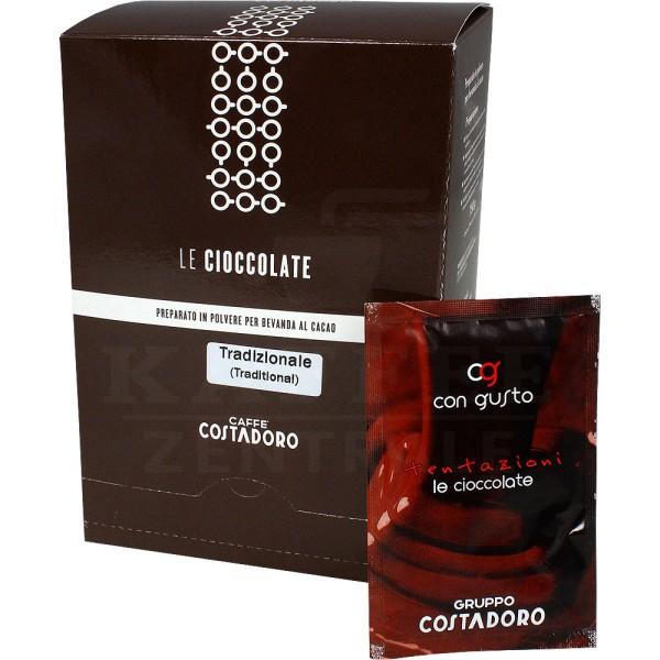 Costadoro Trinkschokolade Classic, 25 x 30 g