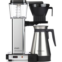 Moccamaster KBGT Select Filterkaffeemaschine, poliert, Thermo