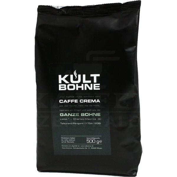 Kultbohne Kaffee Crema, Bohne 500 g