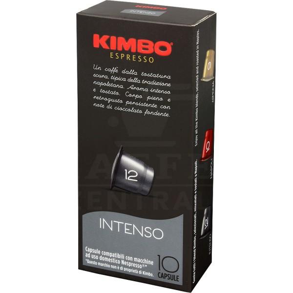 Kimbo Intenso, 10 Kapseln NES