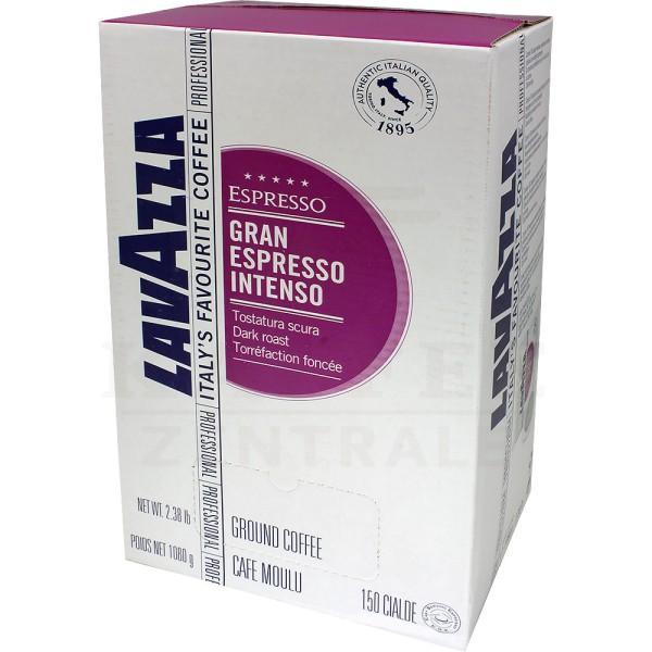 Lavazza Pads Gran Espresso INTENSO, Pads