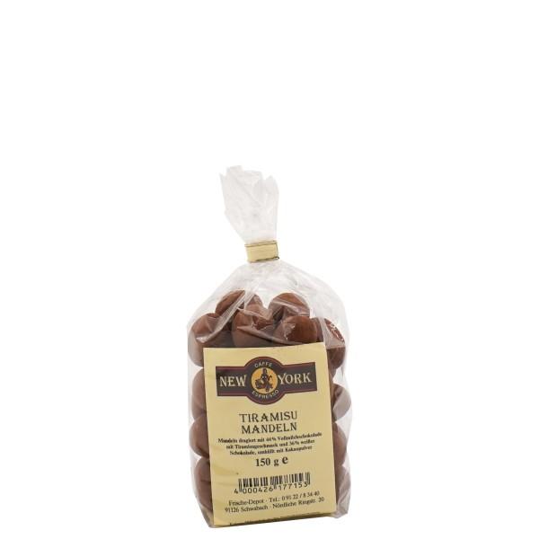 New York Tiramisu-Mandel, 150 g Tüte