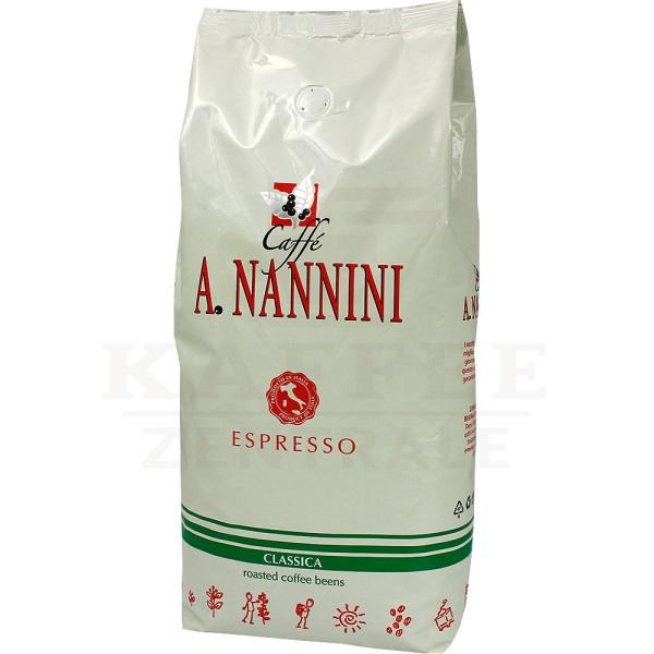 Nannini Classica, Bohne