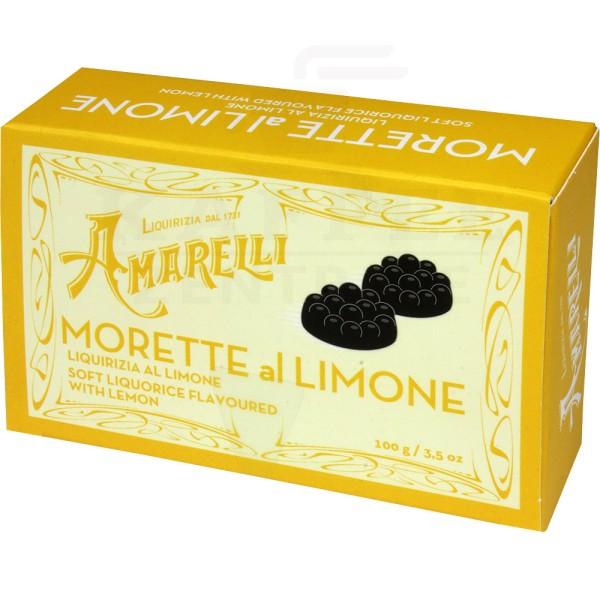 Amarelli weiches Lakritz Zitrone, 100 g