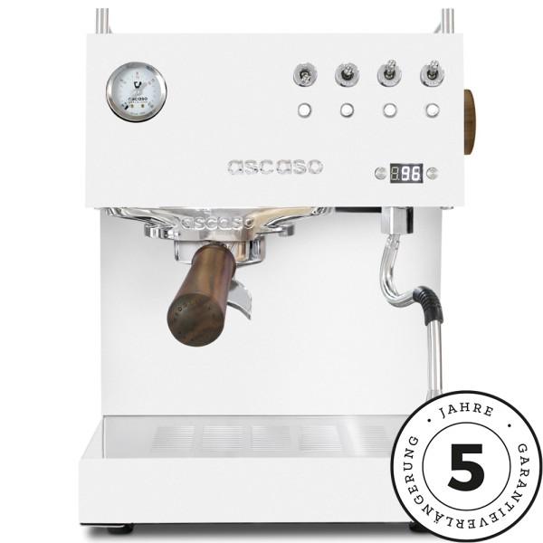Ascaso Steel Uno PID 2020, Espressomaschine weiß