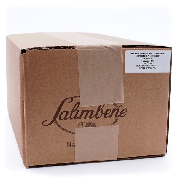 Salimbene Superbar · Kapseln NES