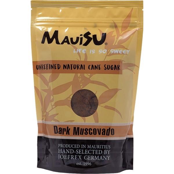 MauiSU Dark Muscovado, 500 g