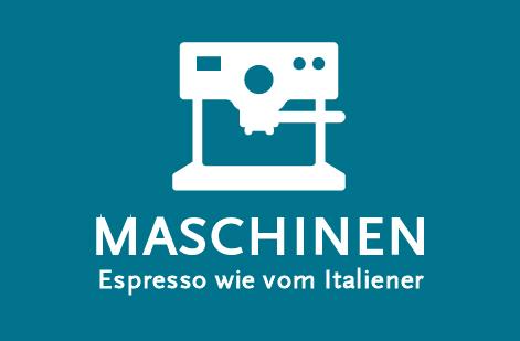 Espresso Maschinen bei Kaffeezentrale.de online kaufen
