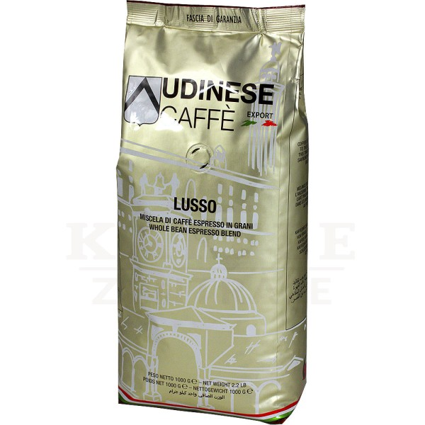 Udinese Export Lusso, Bohne 1 kg