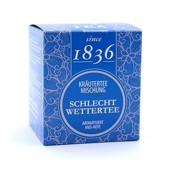 since1836 Schlechtwettertee,15 x 3 g