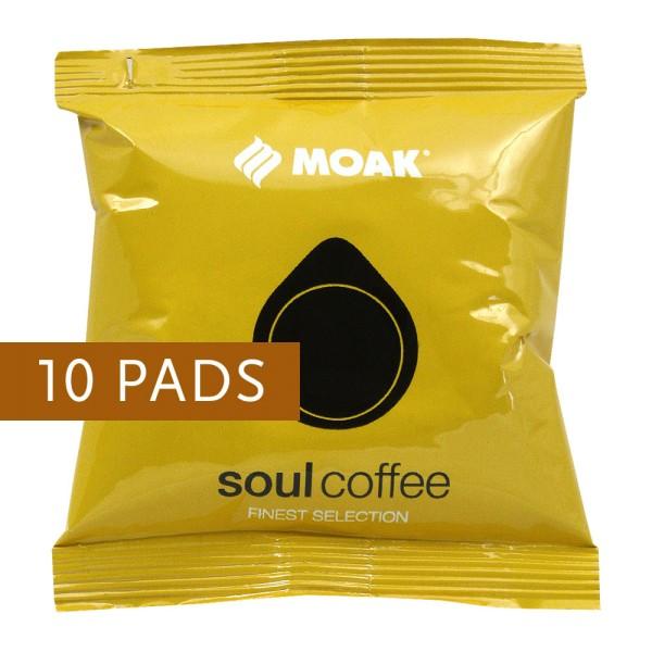 Moak Soul Coffee, Pads