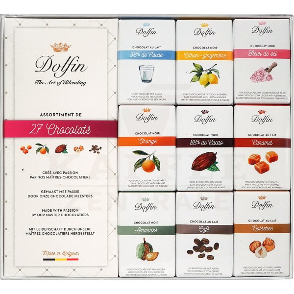 Dolfin Geschenkpackung 27x10g