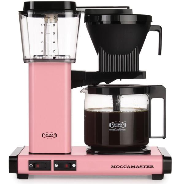 Moccamaster KBG 741 AO Filterkaffeemaschine, Pink