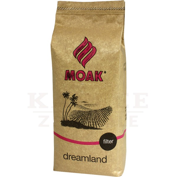 Moak Dreamland Filter, Bohne 1 kg