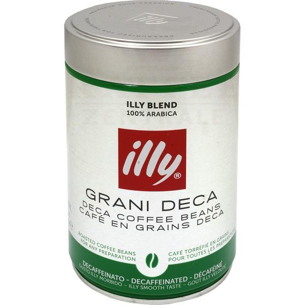Illycaffè entcoffeiniert, Bohne 250 g