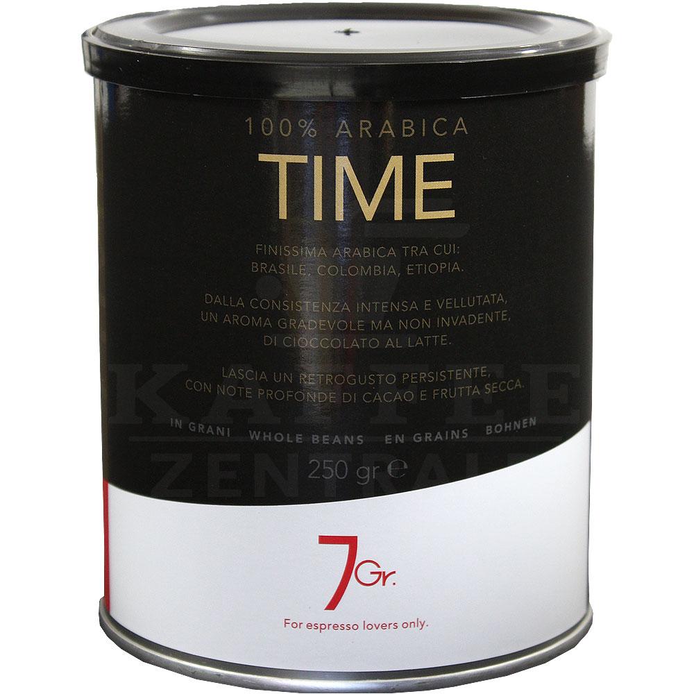 7 gr time 100 arabica bester espresso. Black Bedroom Furniture Sets. Home Design Ideas
