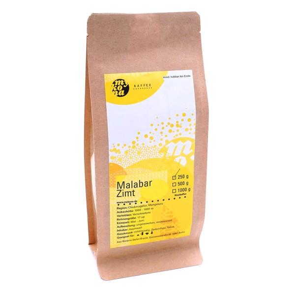 Mykona Indien Malabar Zimt, Bohne 250 g