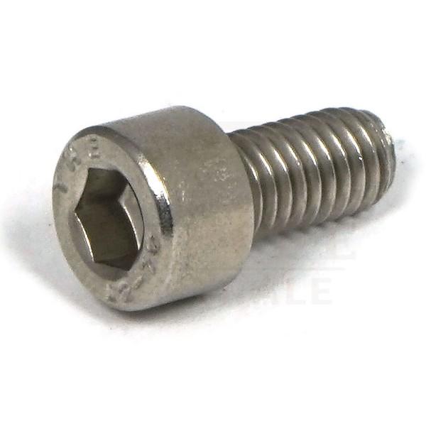Schraube M6 x 12 zu Duschenhalter