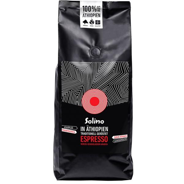 Solino Espresso, Bohne