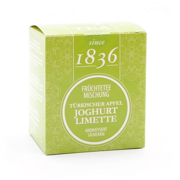 since1836 Türkischer Apfeltee Joghurt-Limette, 15 x 5 g