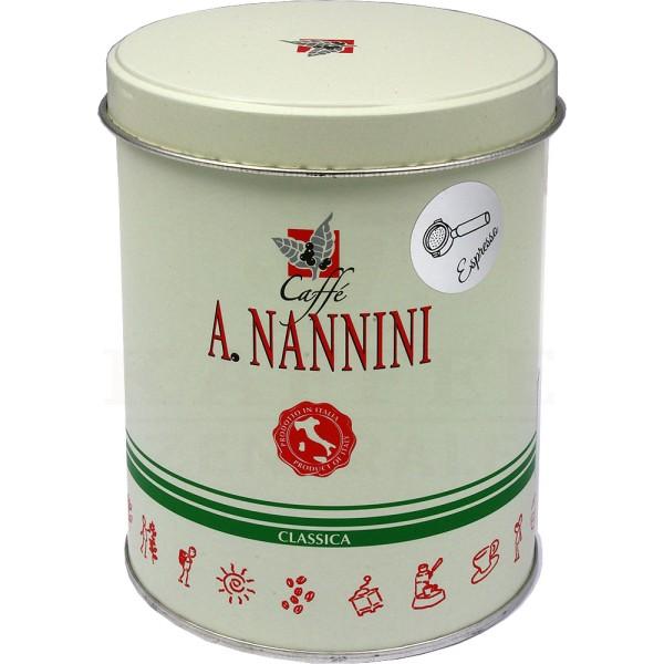 Nannini Classica, gemahlen 250 g