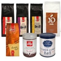 KAZ Probierpaket für Filterkaffee, gemahlen