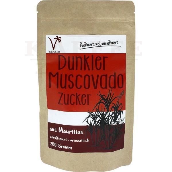 VZ02 | Vollzucker Dunkler Muscovado
