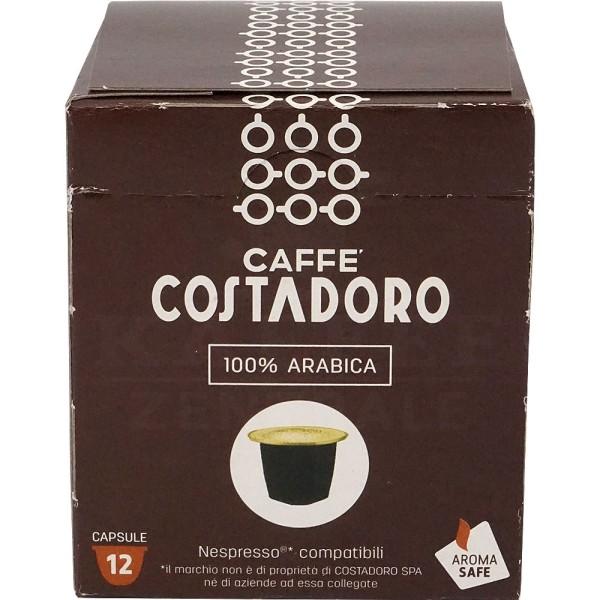 Costadoro 100 % Arabica, 12KapselnNES