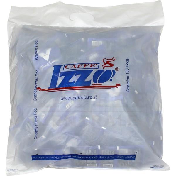 Izzo Grand Espresso, Pads