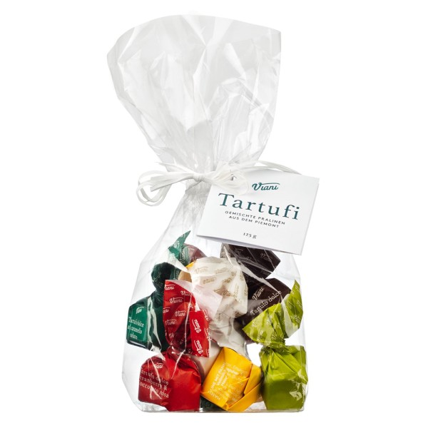 Viani Tartufi Dolci Mix, 125 g